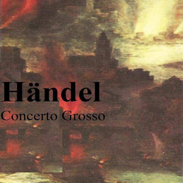 Händel - Concerto Grosso Albumcover