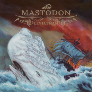 Mastodon Blood and Thunder cover