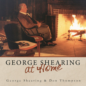 George Shearing at Home album