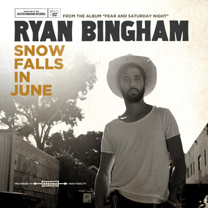 Snow Falls in June