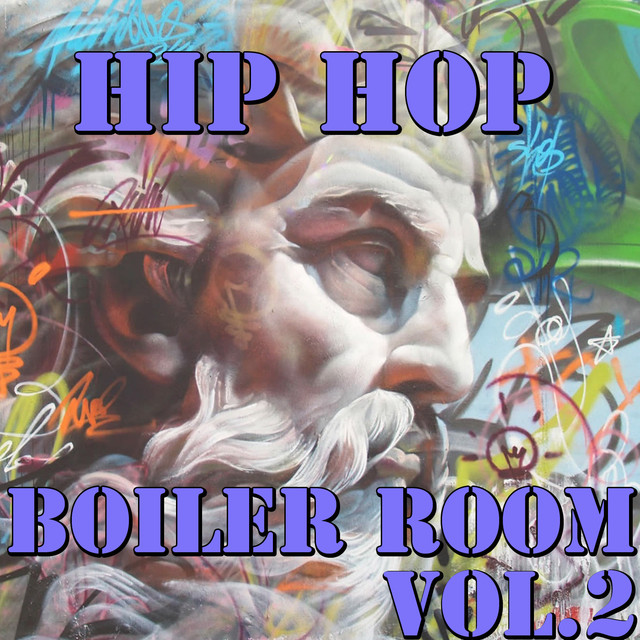 Hip Hop Boiler Room, Vol.2 Albumcover