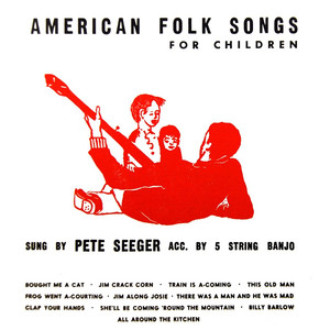 American Folk Songs for Children album