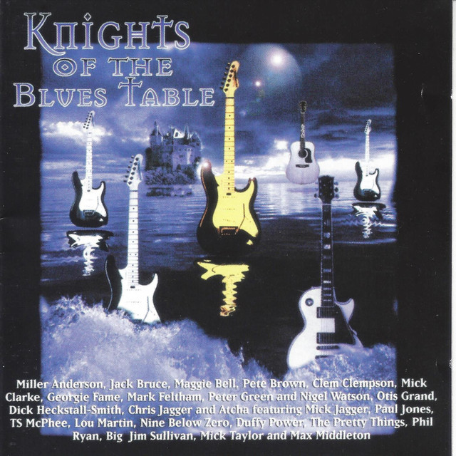 Various Artists Knights of the Blues Table album cover