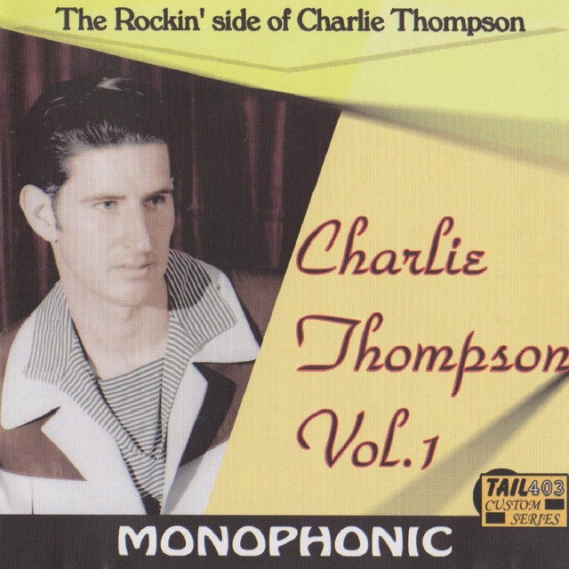 Charlie Thompson