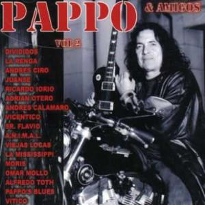 Pappo y Amigos, Vol. 2 - Pappo