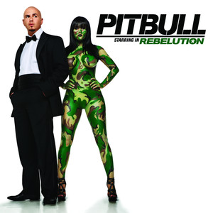 Pitbull Starring In Rebelution album