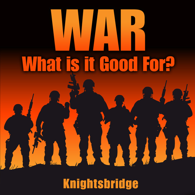 War¿What is it Good For! Albumcover