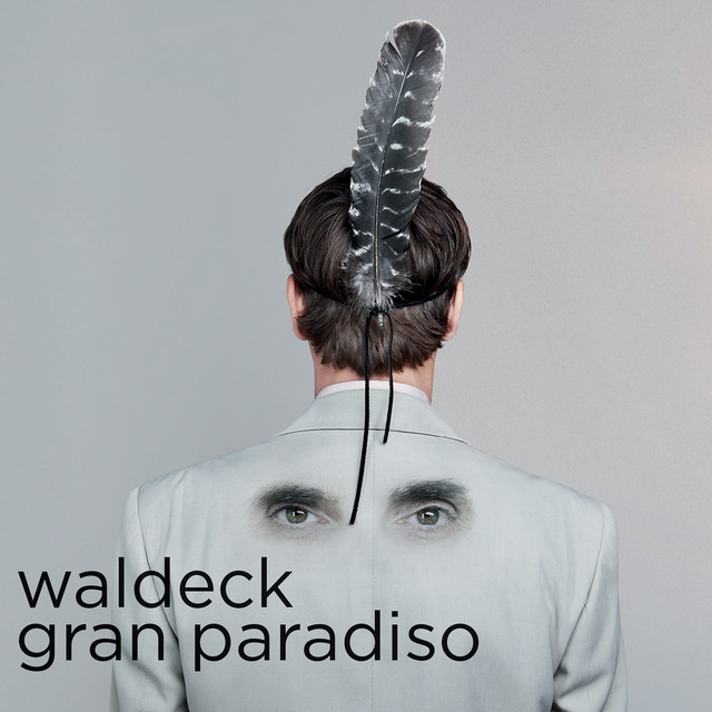 Album cover for Gran Paradiso by Waldeck