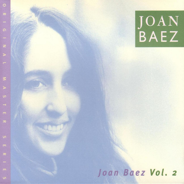 Joan Baez Joan Baez, Vol. Ii album cover