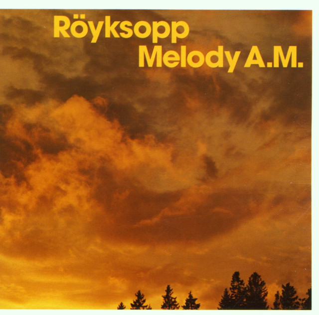 Melody A.M. Albumcover
