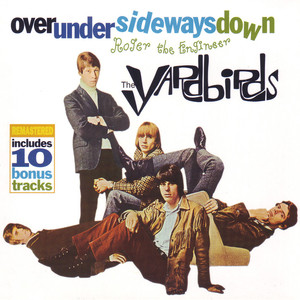 The Yardbirds Nazz Are Blue cover