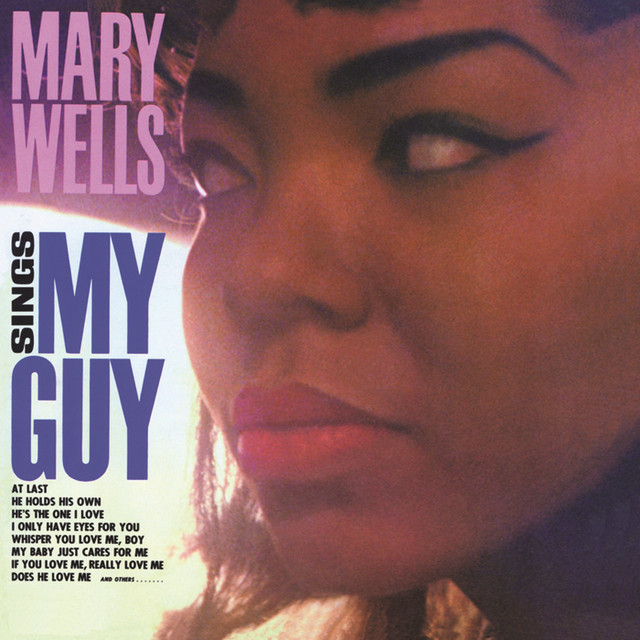 Mary Wells Mary Wells Sings My Guy album cover