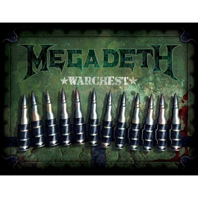 Artwork for Coming Home by Megadeth