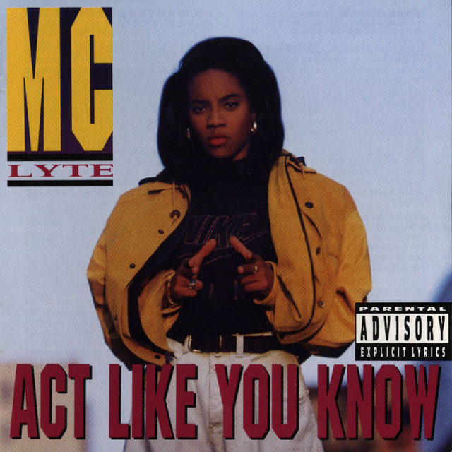 Act Like You Know (Explicit Version)