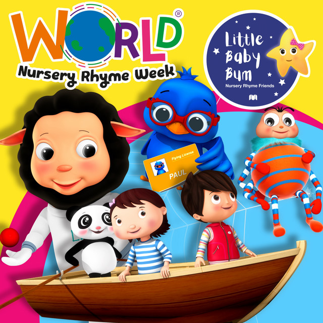 World Nursery Rhyme Week with Little Baby Bum