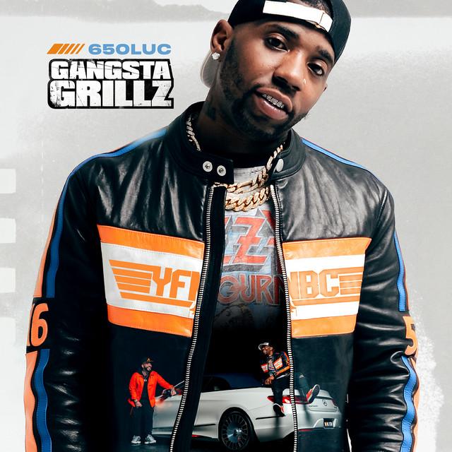 Album cover for 650Luc: Gangsta Grillz by YFN Lucci