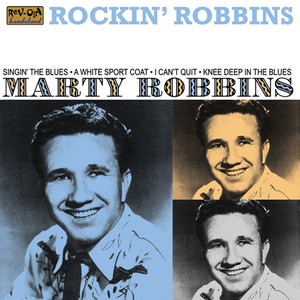 Marty Robbins Respectfully Miss Brooks cover