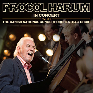 In Concert with The Danish National Concert Orchestra and Choir album