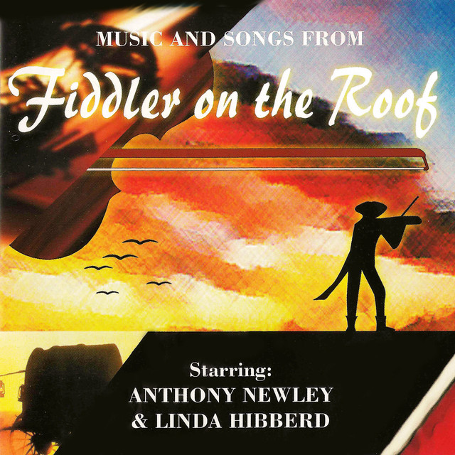 Fiddler On The Roof Original Musical Soundtrack By