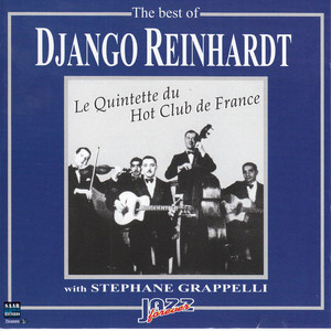 Django Reinhardt, Quintette du Hot Club de France Chicago cover