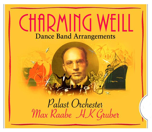 Kurt Weill, Palast Orchester Charming Weill album cover