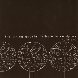 The String Quartet Tribute to Coldplay, Volume 02 Albumcover