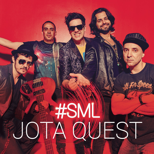 Album cover for #SML by Jota Quest