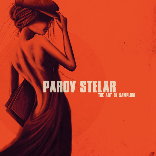 Parov Stelar The Art of Sampling album cover