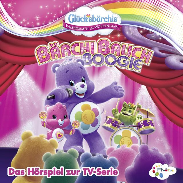 Glücksbärchis - BärchiBauchBoogie Cover