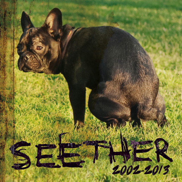Seether: 2002-2013 Albumcover