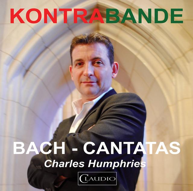 Kontrabande: Bach Cantatas Albumcover