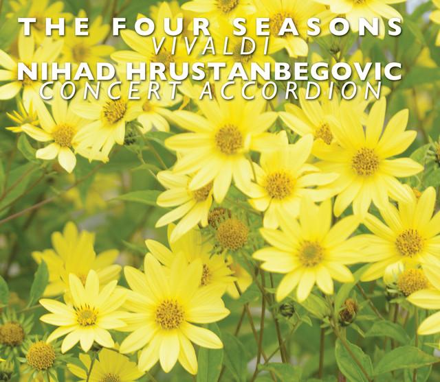 Vivaldi: The Four Seasons, Op. 8 (Arr. N. Hrustanbegović) Albumcover