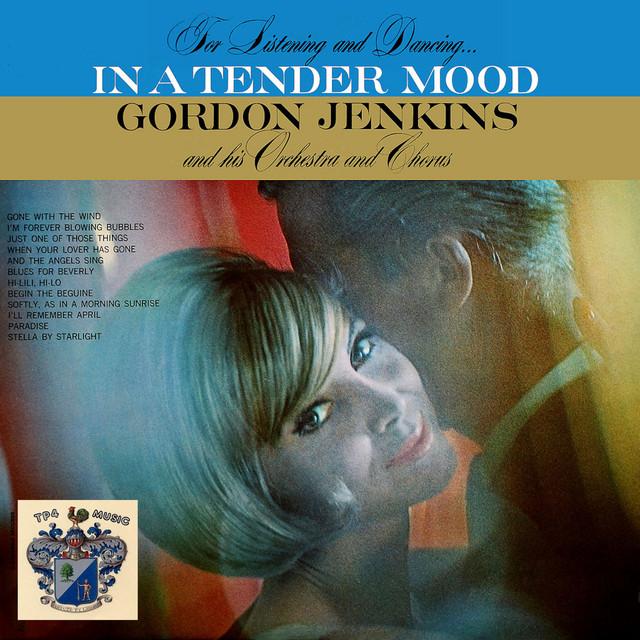 Gordon Jenkins In a Tender Mood album cover