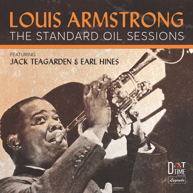 The Standard Oil Sessions (feat. Jack Teagarden & Earl Hines)