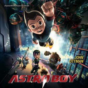 Astro Boy Albumcover