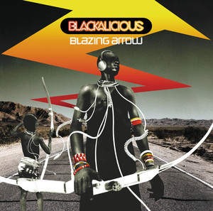 Blackalicious Nowhere Fast cover