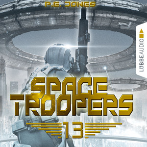 Space Troopers, Folge 13: Sturmfront Audiobook