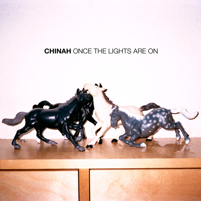 Album cover for Once The Lights Are On by CHINAH