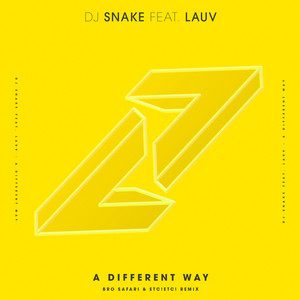 A Different Way (Bro Safari & ETC!ETC! Remix) Albümü