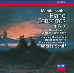 Piano Concertos 1 & 2 / Songs Without Words album