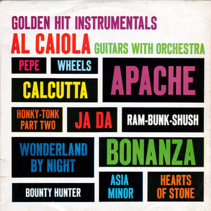 Golden Hit Instrumentals album