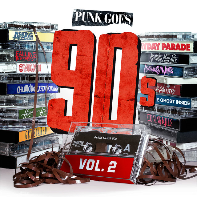 Punk Goes 90s Vol  2 by Various Artists on Spotify