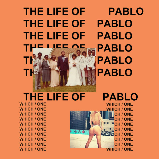 Musik Album 'The Life Of Pablo'
