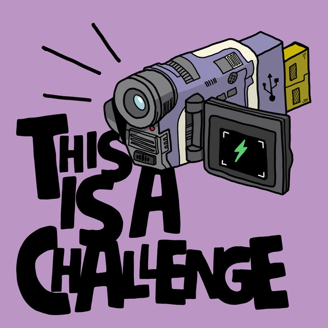 Album cover for This Is A Challenge by Various Artists