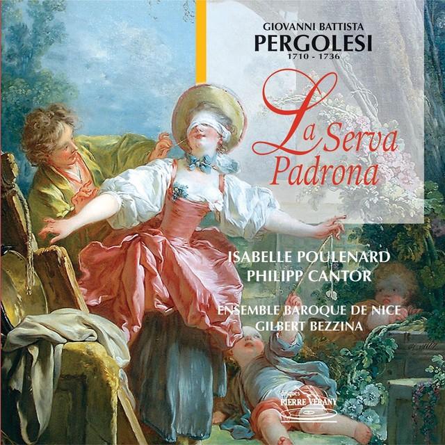 Pergolesi : La serva padrona Albumcover