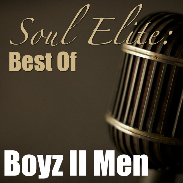 Soul Elite: Best Of Boyz II Men Albumcover