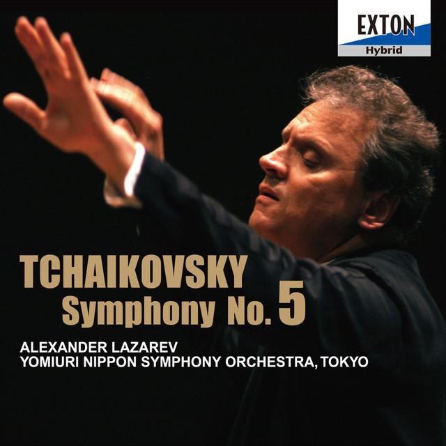 Tchaikovsky: Symphony No. 5 Albumcover
