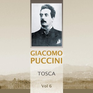 Giacomo Puccini, Vol. 6 (1938) Albumcover