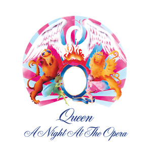 A Night At The Opera (Deluxe Edition 2011 Remaster) Albumcover