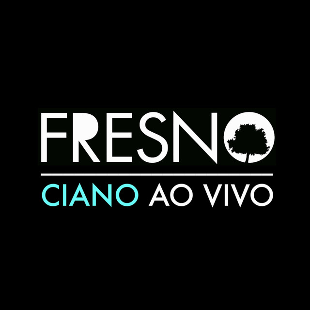 Album cover for Ciano - Ao Vivo by Fresno